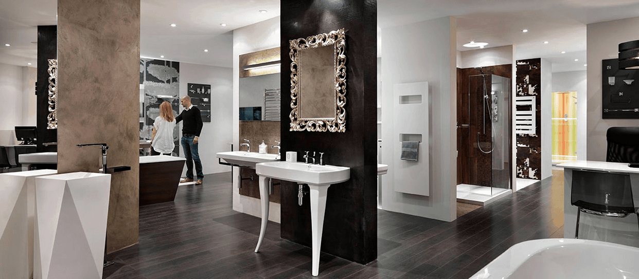 Instore - Alternative Bathroom Showrooms London
