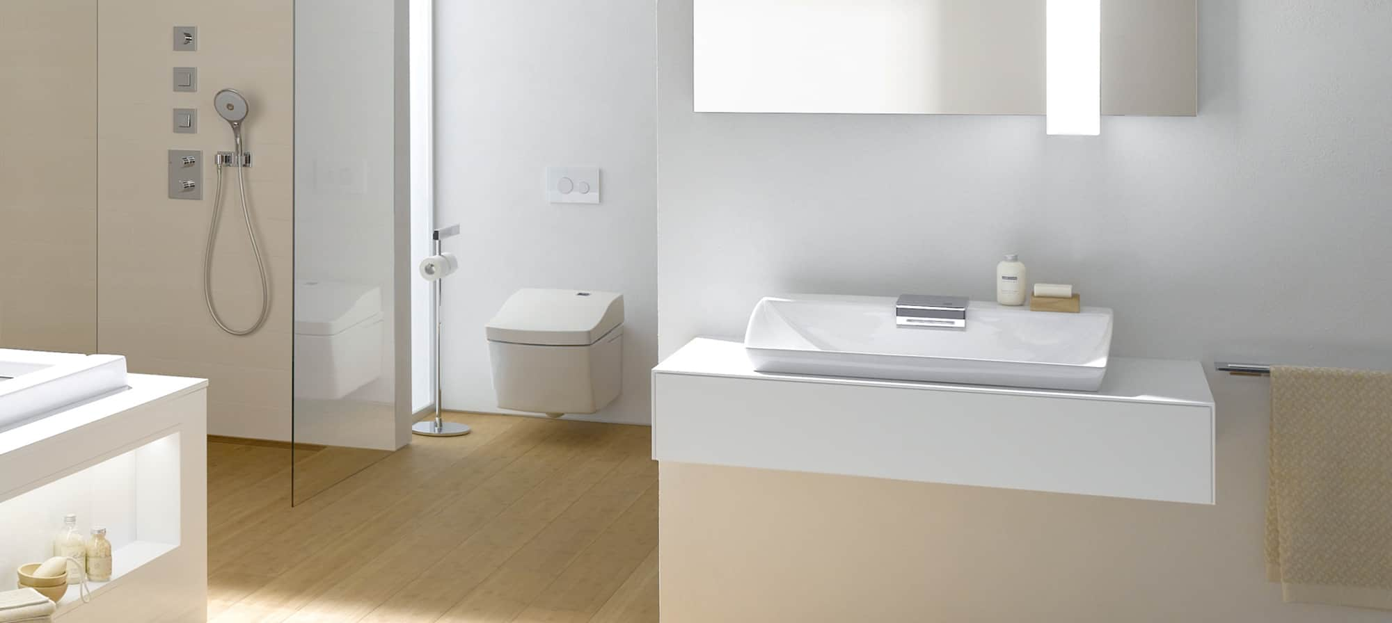 Toto Washlet - Alternative Bathroom Showrooms London