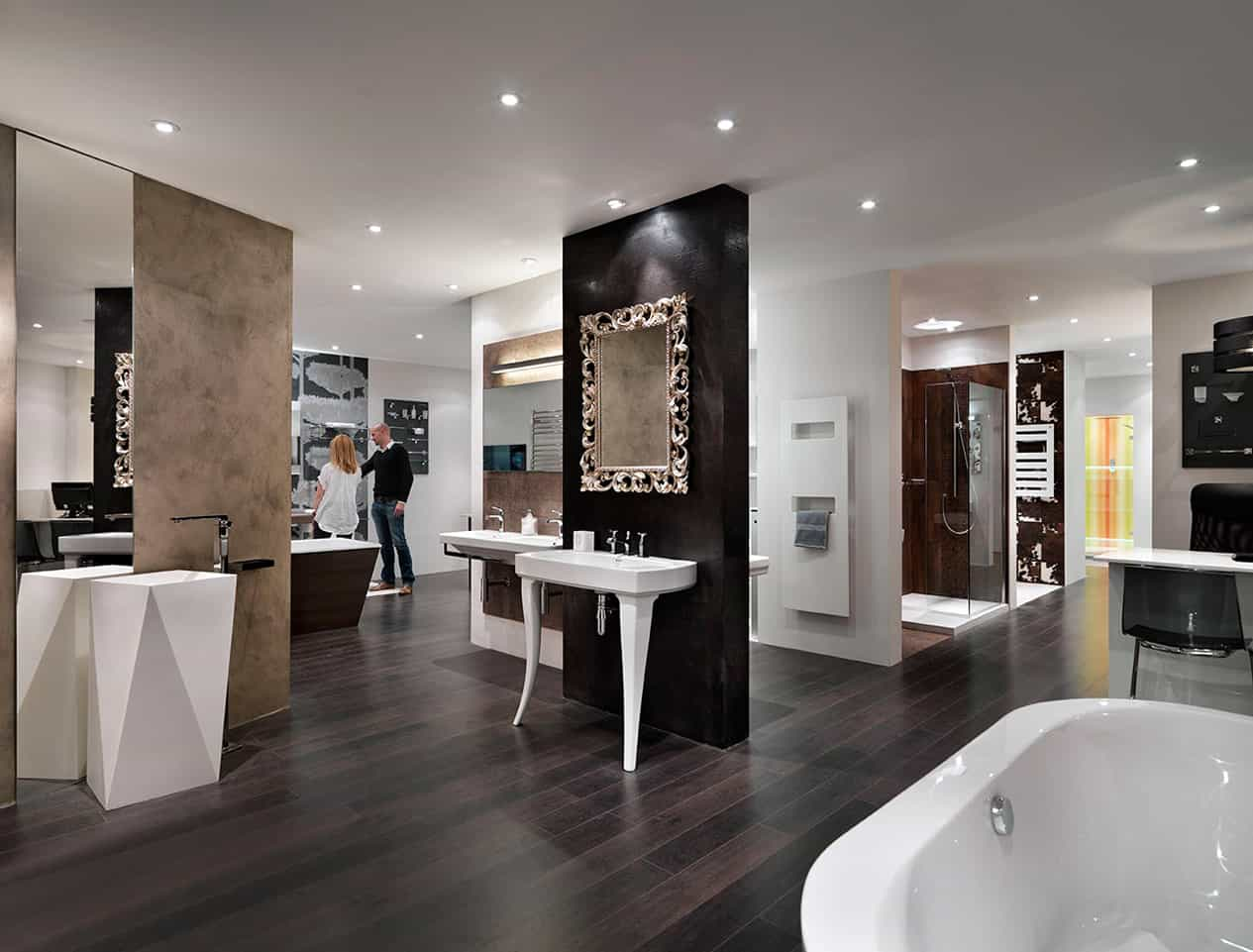 Showrooms discover more with alternative bathrooms london for Bathroom showrooms