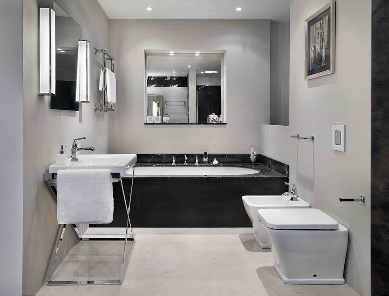 Tile Options For Bathrooms